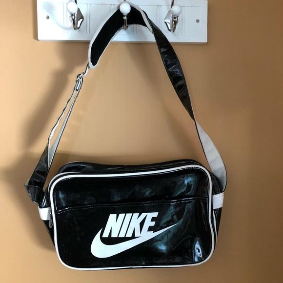 Nike Shoulder Bag Black One Strap Shoulder Bag Brand New